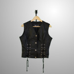 Laceup vest from The Wots Den