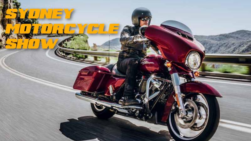 Sydney Motorcycle Show November 2017