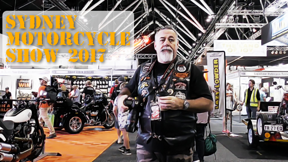 Sydney Motorcycle Show 2017 – Video