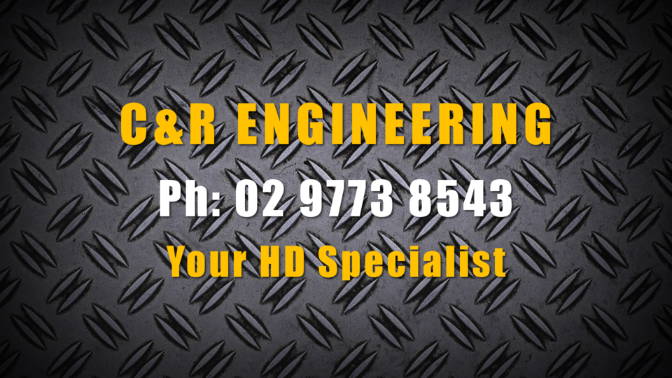 C&R Engineering- Your HD Specialists