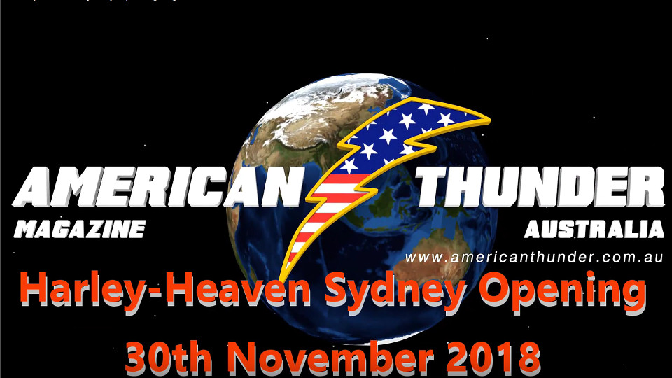 Harley Heaven Sydney Opening
