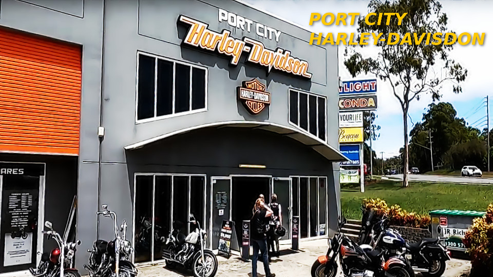 Port City Harley-Davidson